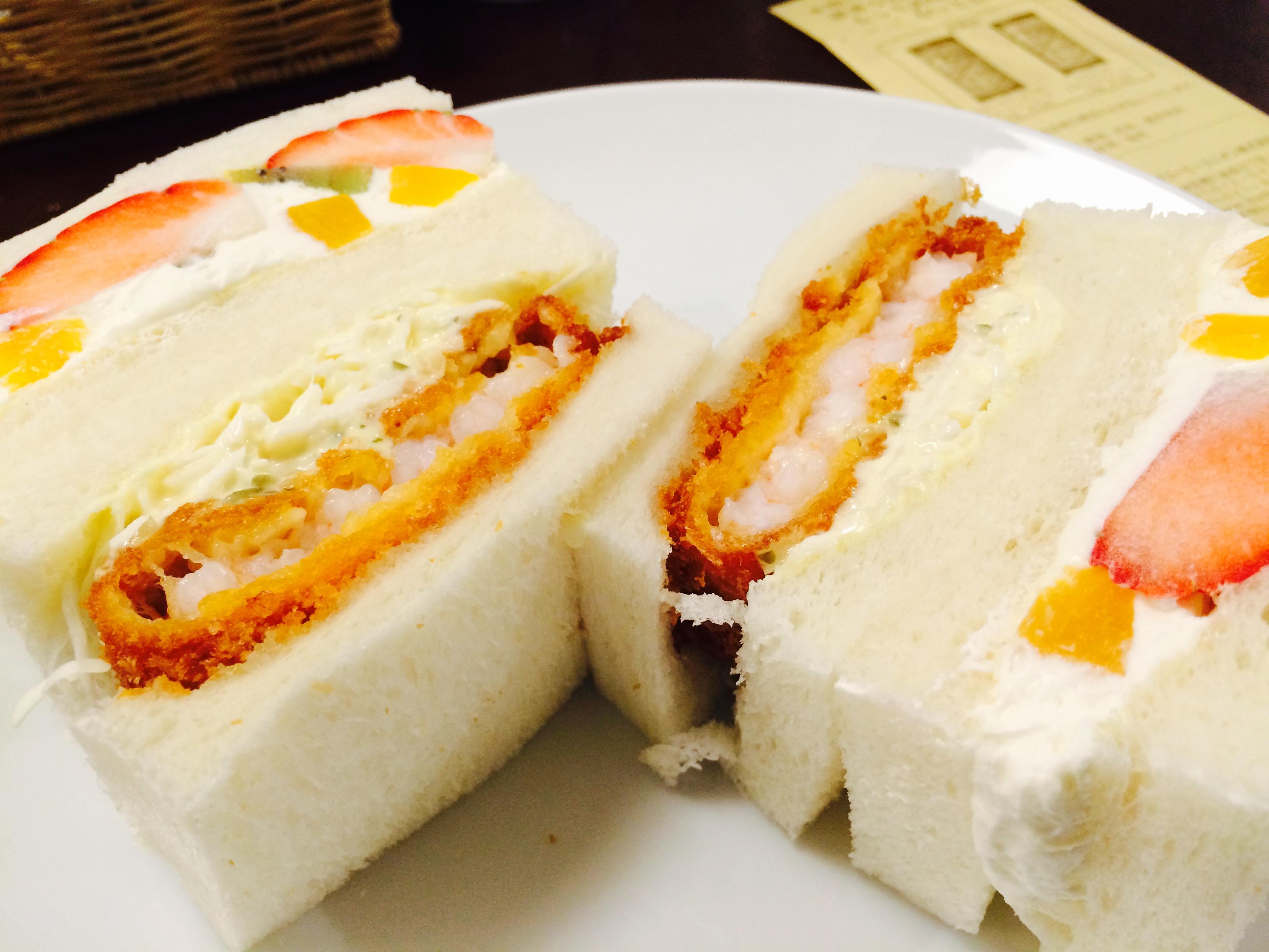 冬の北海道②札幌近くの大人気サンドイッチ店へ行ってきた