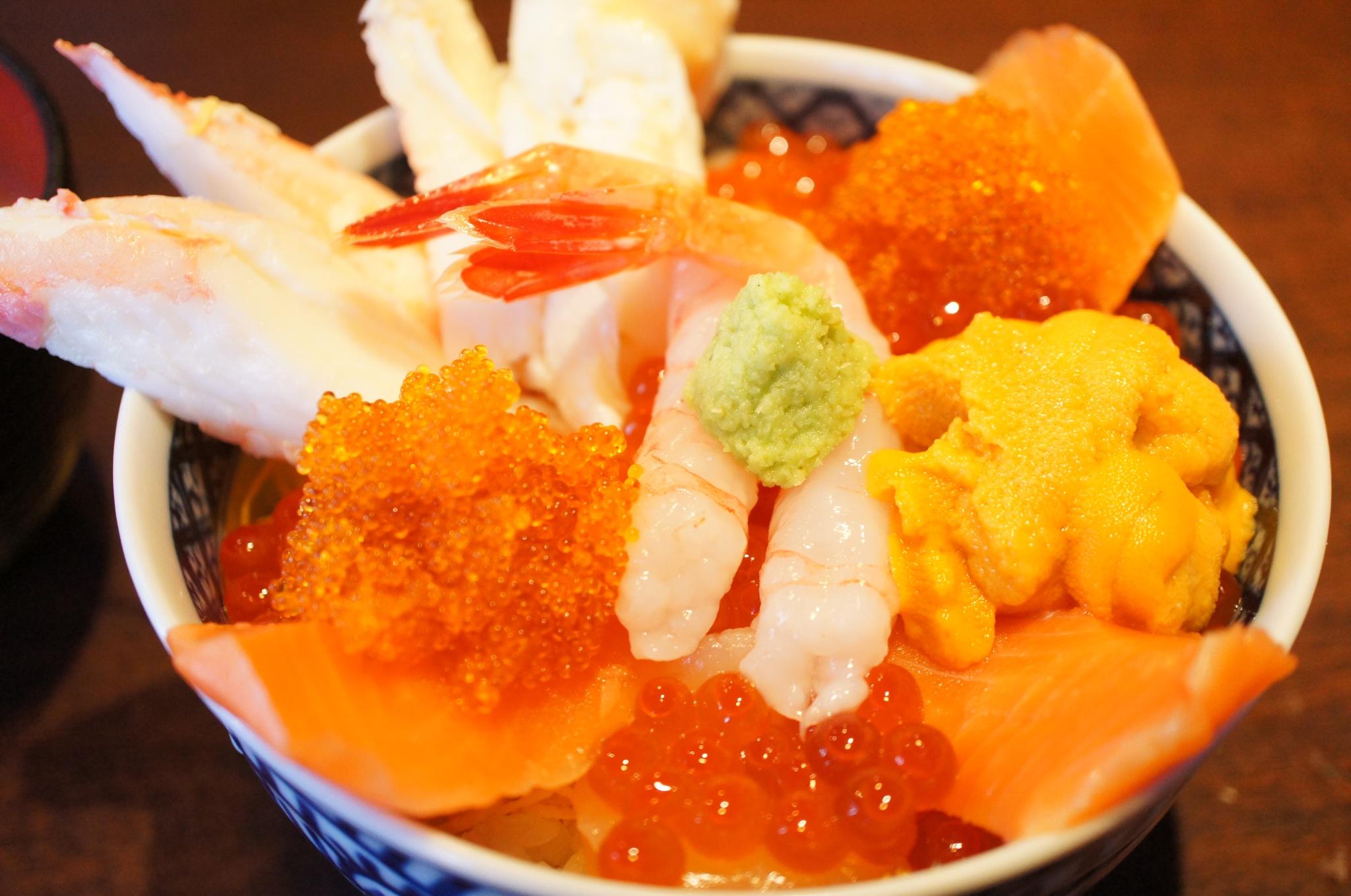 冬の北海道④のんびり小樽さんぽと本当におすすめしたい海鮮丼