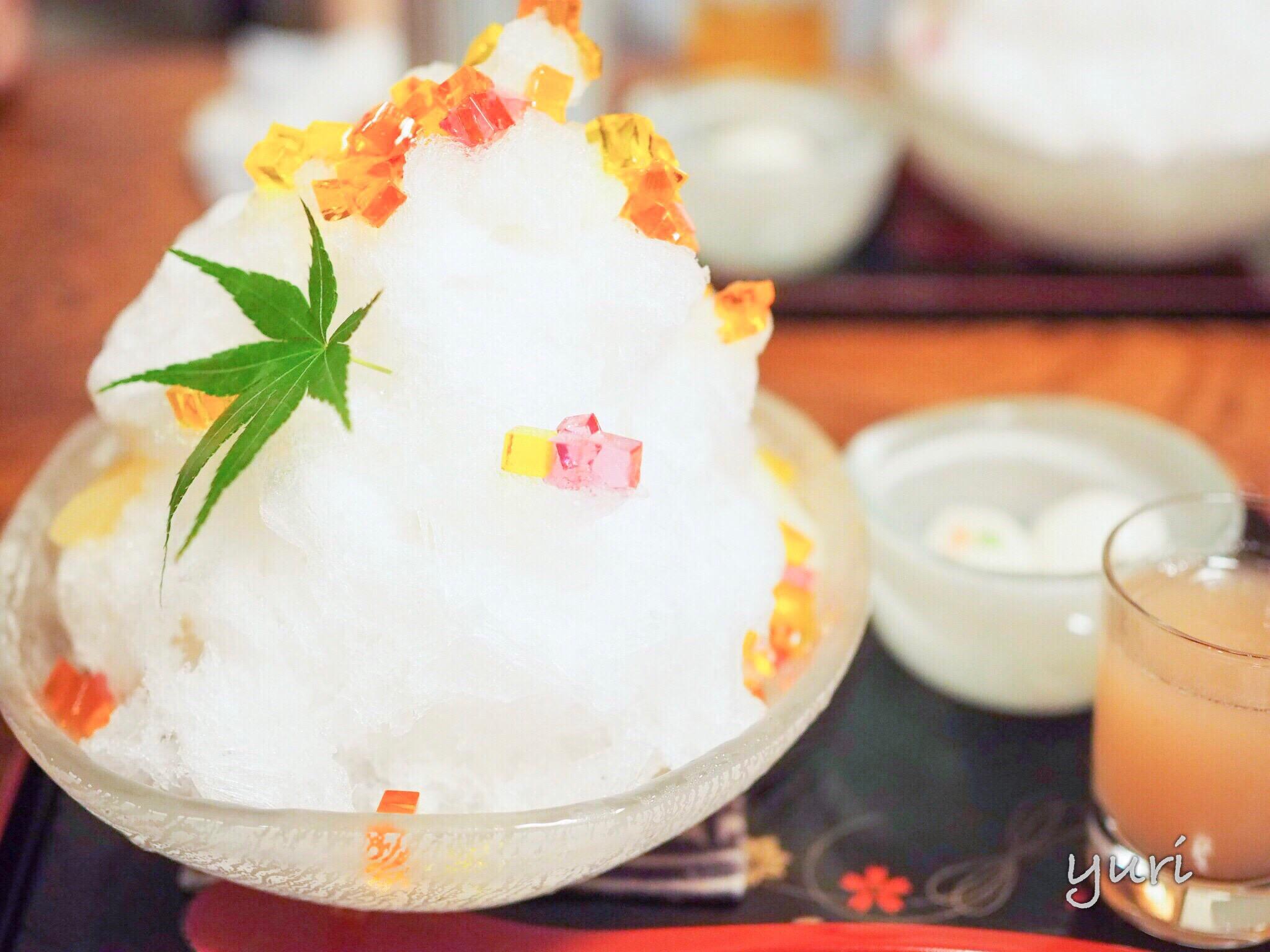 京都に来たら絶対行ってほしい!フォトジェニックなかき氷屋さん3店をご紹介