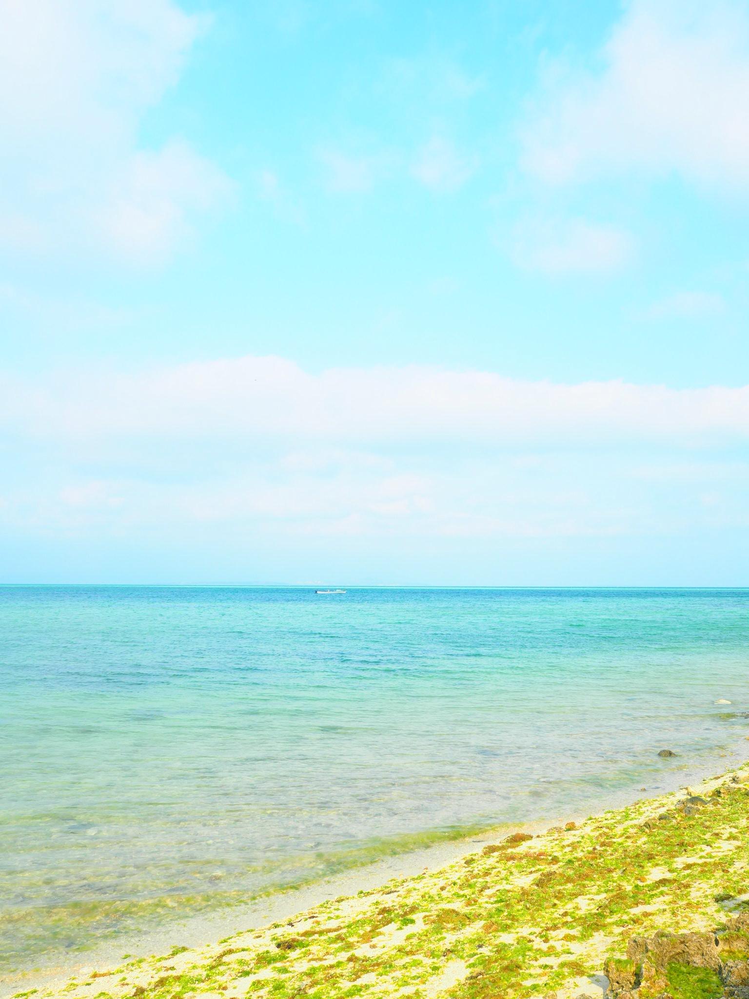 石垣島からフェリーで10分!竹富島を自転車で旅してみた