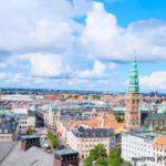 コペンハーゲン一高いクリスチャンスボー城から美しい街並みを一望