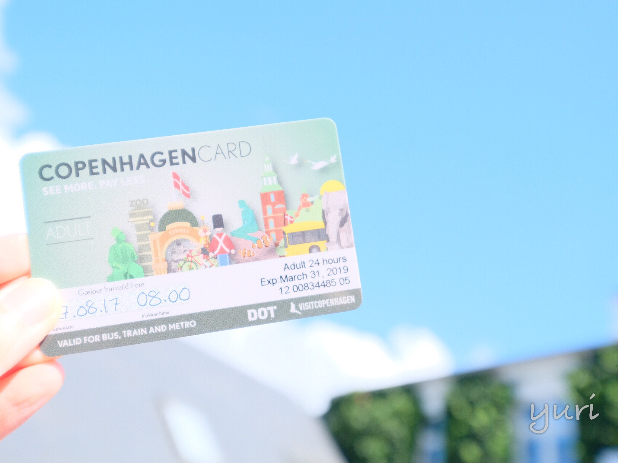 絶対買うべき!デンマーク旅で必要なコペンハーゲンカード