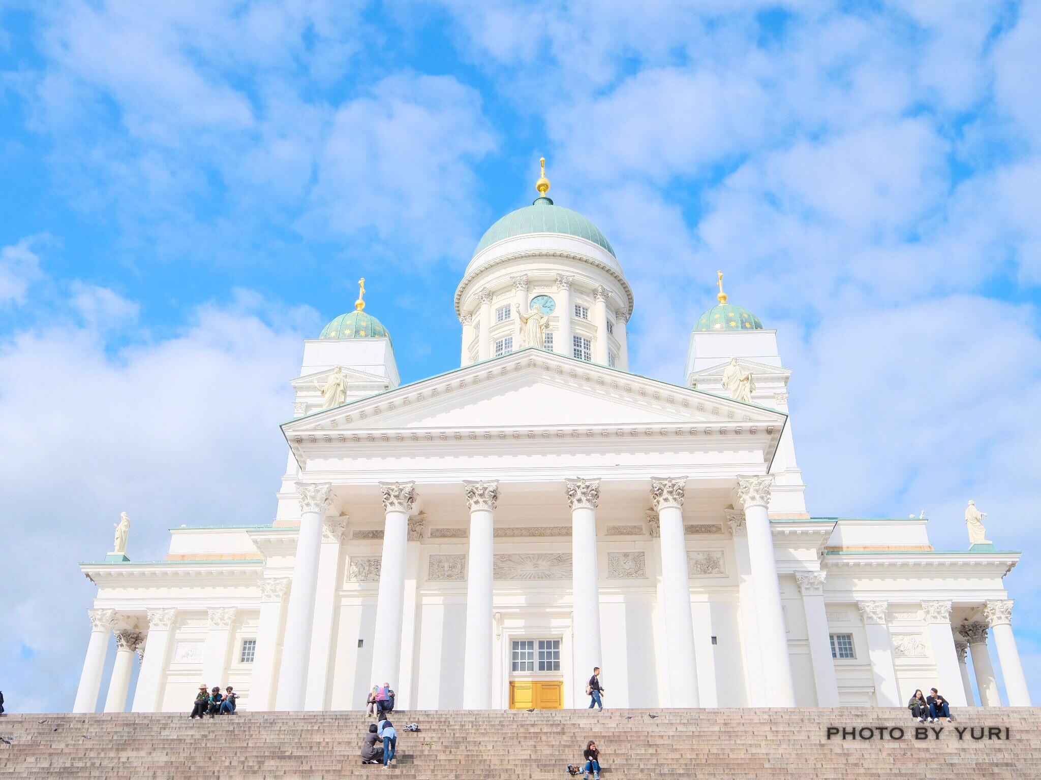海外旅行初心者にもおすすめ!ヘルシンキ女子旅のヒントと観光スポットをご紹介