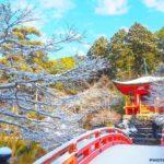 おすすめの京都の雪景色 写真撮影スポットと注意すべき時間帯・服装について