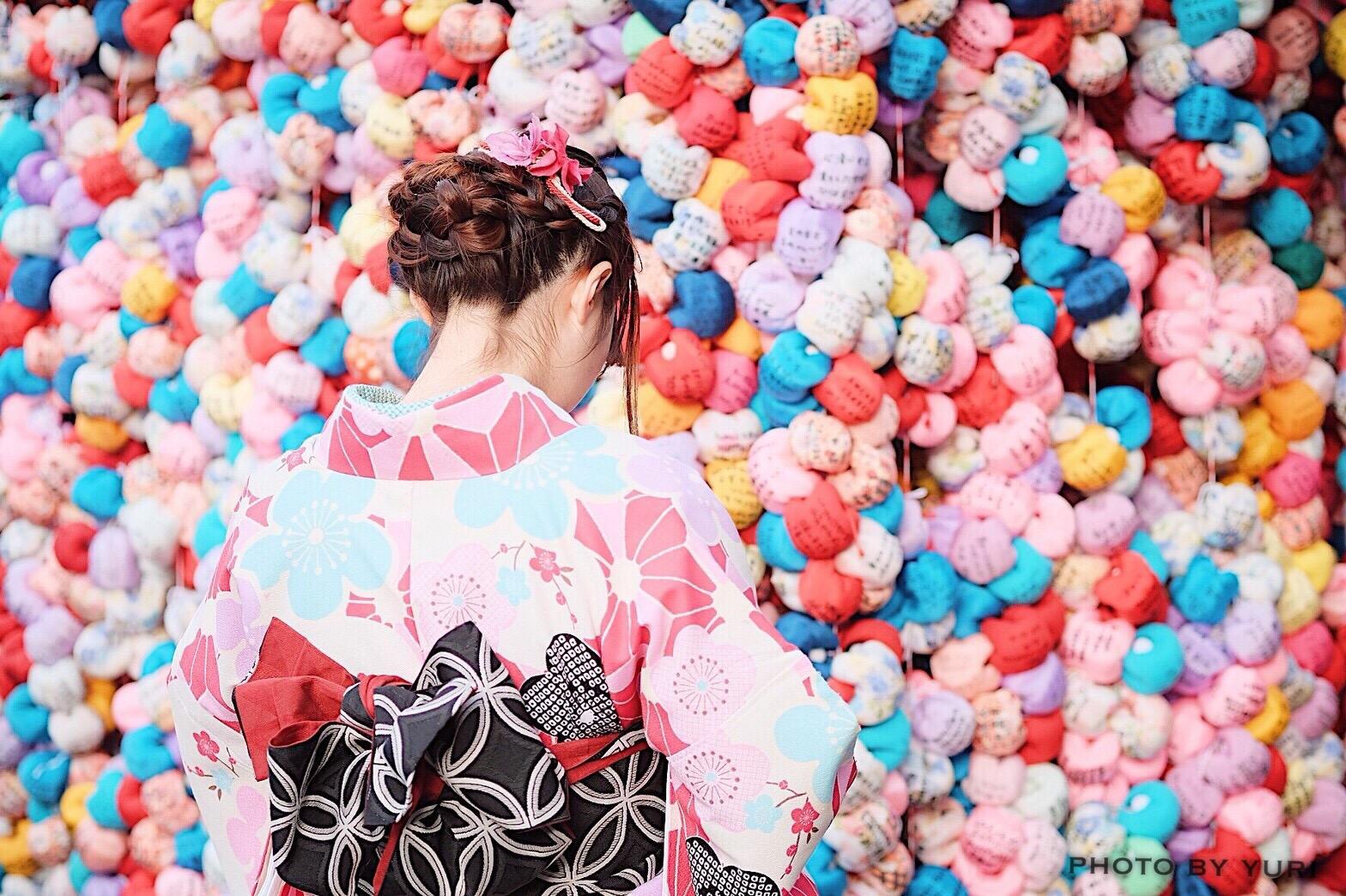 穴場シーズンの年末に着物で京都。冬の必需品と注意点についてまとめてみた