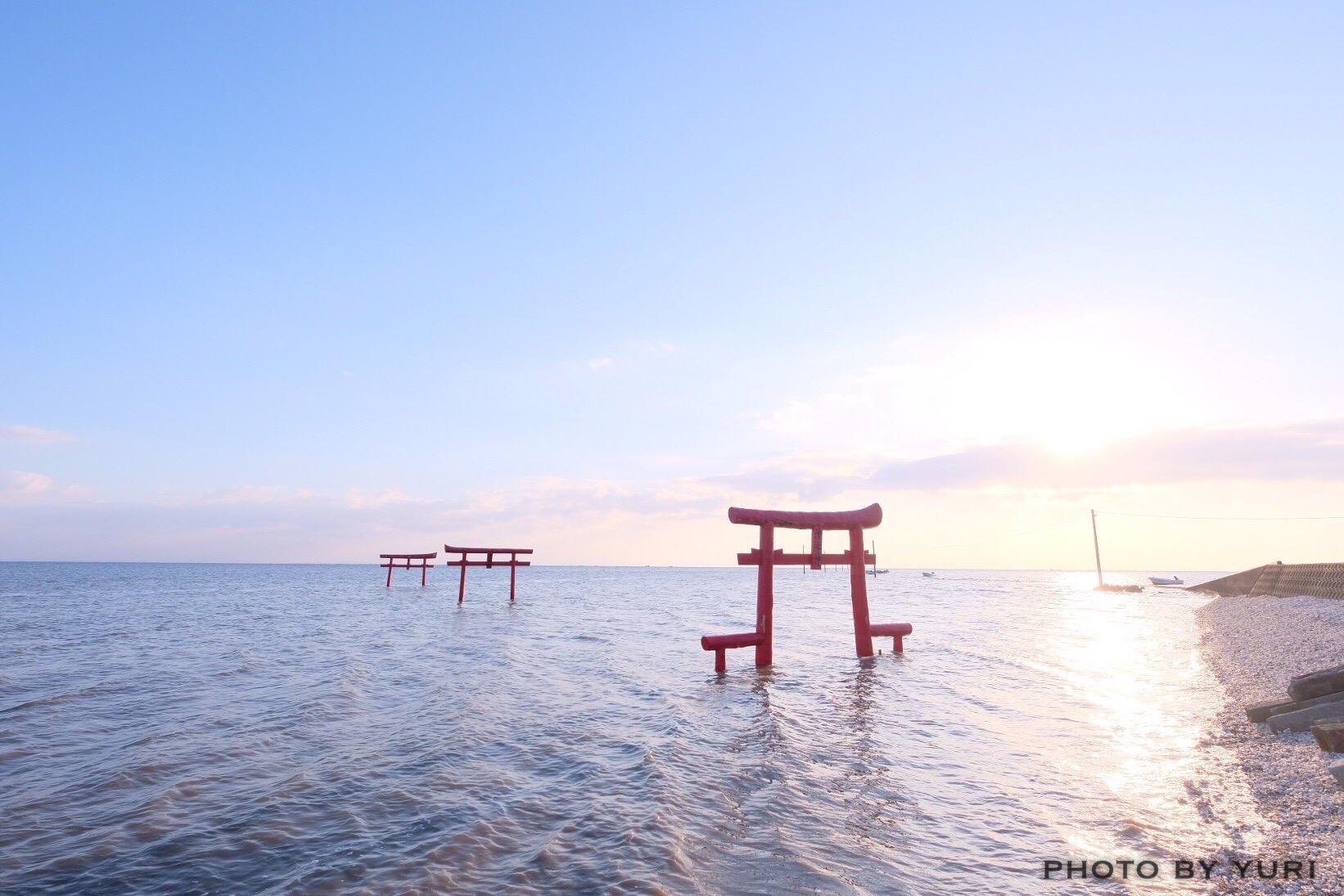 バルーンが飛ばなかった時に!11月上旬 佐賀の写真観光スポットをまとめました