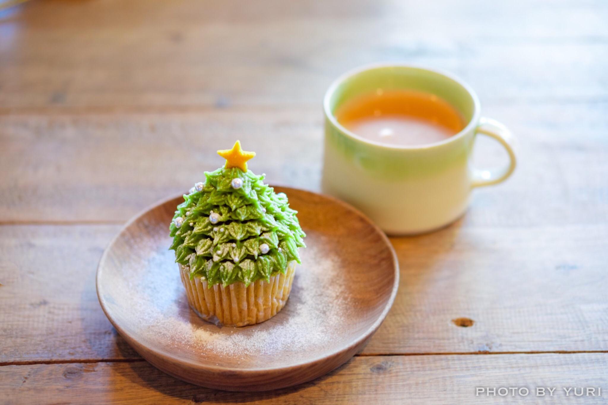 クリスマス限定!絶対行くべきカフェ森森舎の限定メニュー