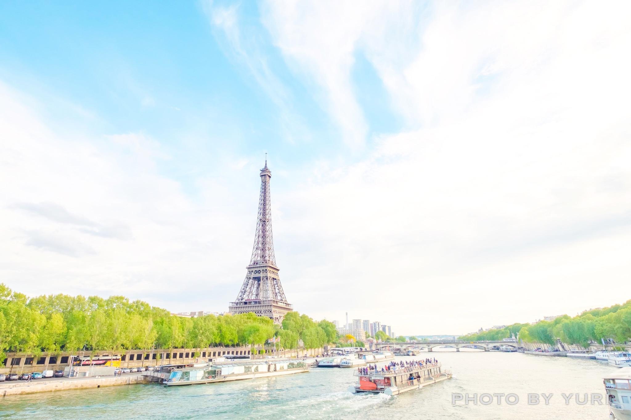 パリではTAXIよりもUber!おすすめする理由と使い方について
